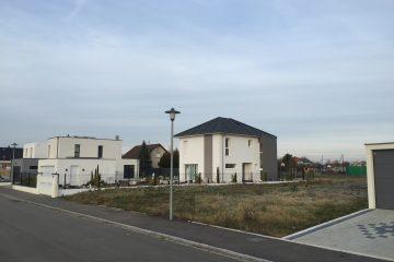 Terrain constructible proximité Colmar et Mulhouse - FHA