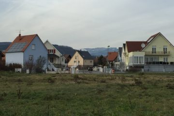 Lotissement immobilier Soultz - Haut-Rhin
